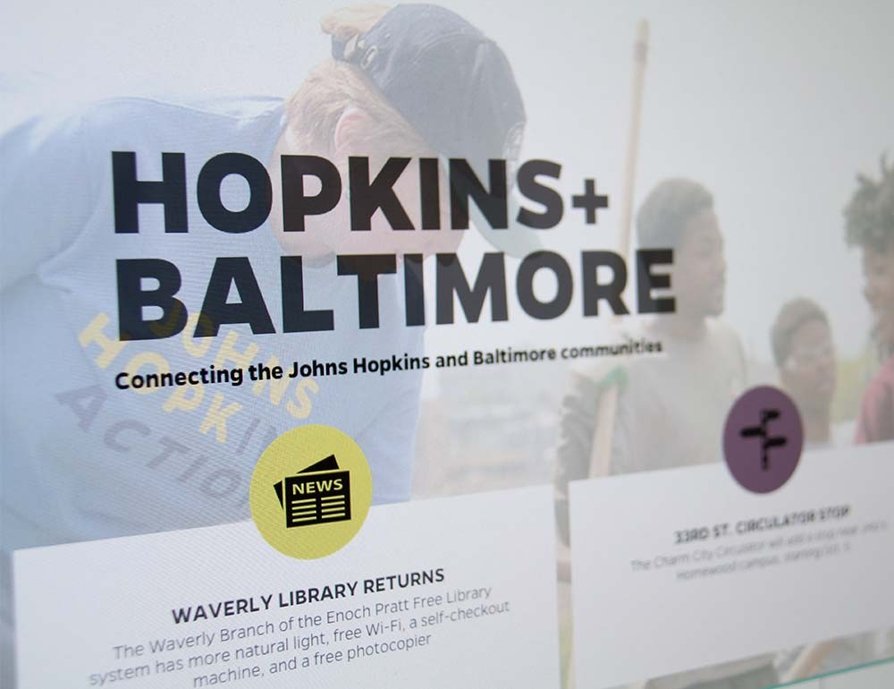 Johns Hopkins University Community Website