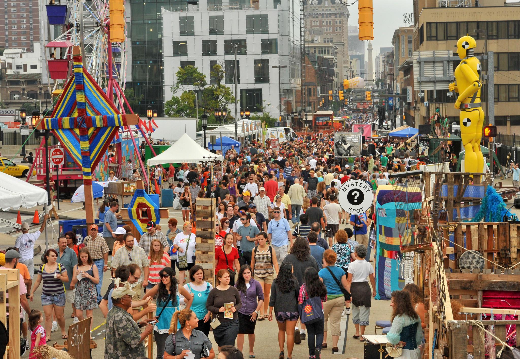 Top 10 Events At Artscape 2016 Baltimore Idfive