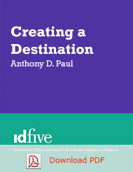 Creating a destination