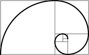 Golden Ratio Diagram