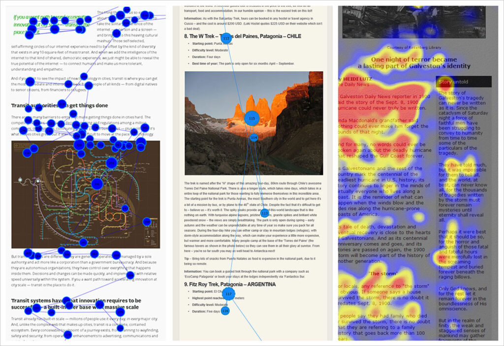 Text Scanning Patterns Nielson Norman Group